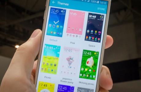 Yeni Temalar, Galaxy S6 İçin Geliyor!