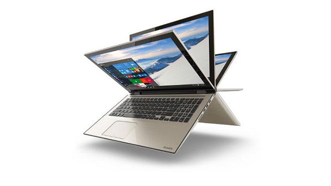 Toshiba 'dan Dönüştürülebilir İki Yeni Bilgisayar