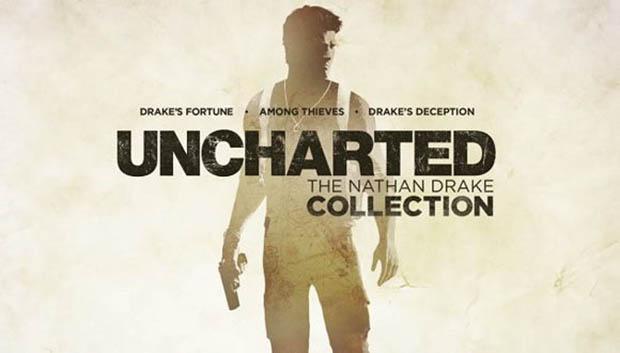 PlayStation 4 için Uncharted Oyunları Geliyor