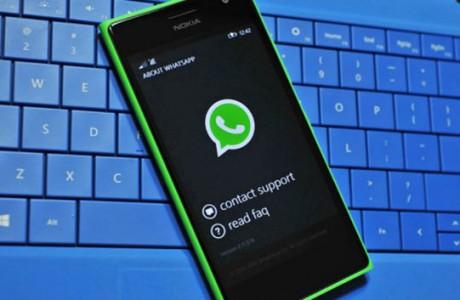 Windows Phone, WhatsApp 'te Sesli Aramaya Kavuştu!