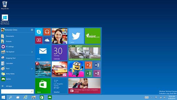 """Windows 10 Pazar Payını Arttırdı!"""""""