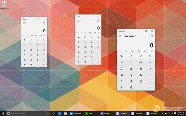 Windows 10'da Yeni Özellik! Metro Uygulamaları