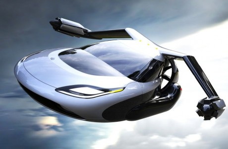 Havalı Konsept Uçan Otomobil