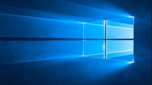 Windows 10 Web Sitesi Yayında