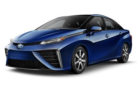 Hidrojenli Model Toyota Mirai Tek Depo ile 312 Mil Gidebiliyor!