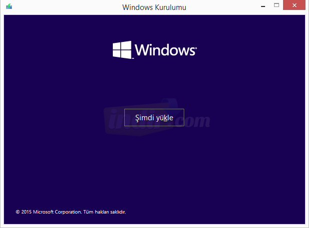 Windows 10 Geldi!