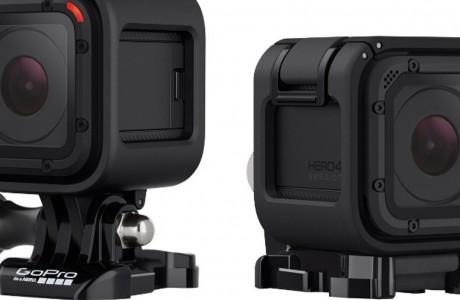 GoPro'dan Daha ince ve Daha Hafif Yeni Hero4 Session Aksiyon Kamera