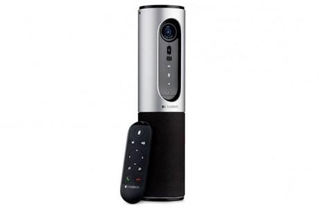 Taşınabilir Kablosuz Konferans Kamerası Logitech 'ten