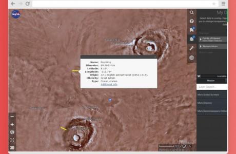 Evinizin Konforunda Mars'ı Keşfedin!