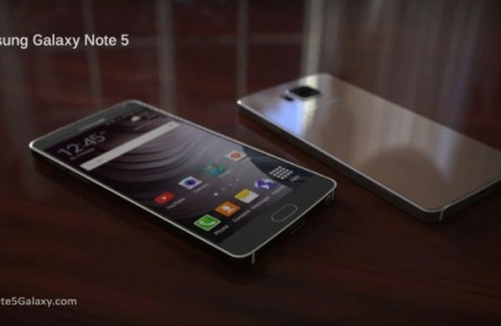 Galaxy Note 5 ve Galaxy  S6 Edge+  Çıkış Tarihi