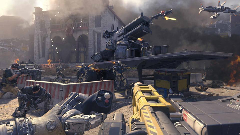 Call Of Duty: Black Ops 3 MultiPlayer Beta 19 Ağustos'ta Başlıyor