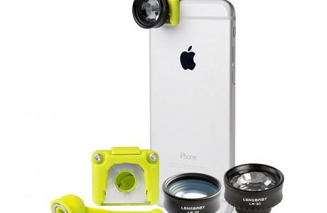 LensBaby Yaratıcı Mobil Kit !