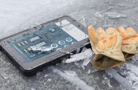 Dell'in Savaş Bölgeleri için Tasarlanmış Yeni Tableti Latitude 12 Rugged