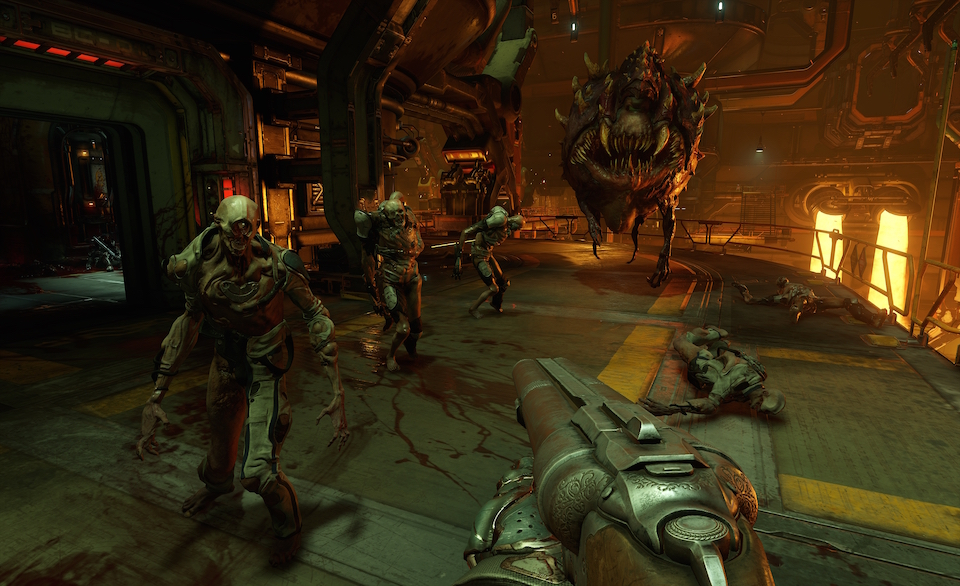 Doom MultiPlayer Testleri Başlıyor
