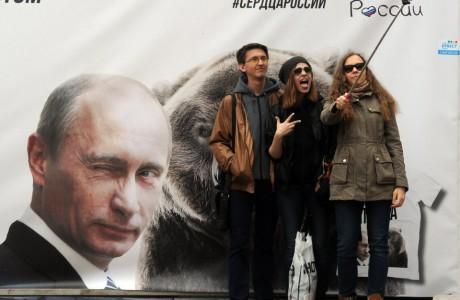 Rusya Güvenli Selfi Kampanyası Başlattı