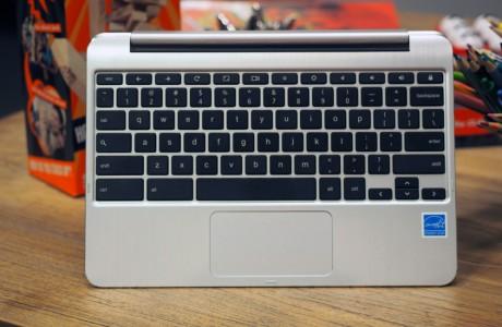 Asus Chromebook : Küçük,Sağlam ve Uygun Fiyatlı!