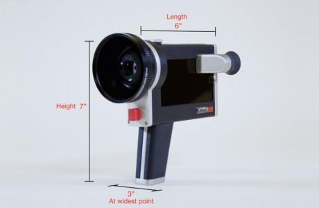 iPhone Super 8 Kameraya Dönüşüyor!