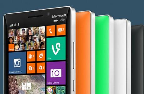 Microsoft, 6 Lumia Birden Piyasaya Sürecek!