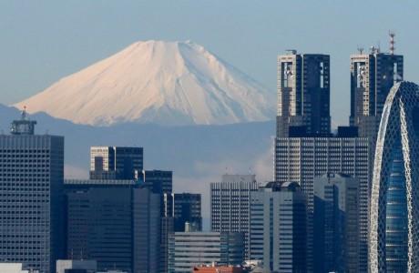 Japonya Fuji Dağı Yakında Wifi Olacak!