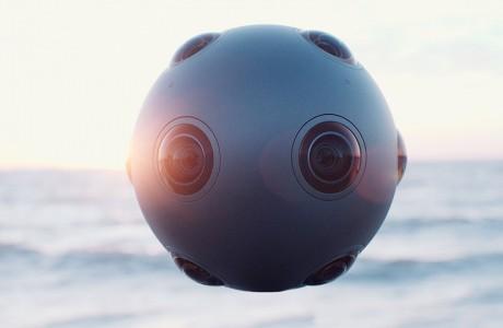 Yeni Nokia OZO VR Kamera