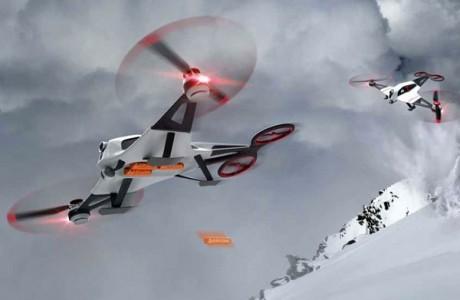 Drone Kurtarma Operasyonu! izleyin!