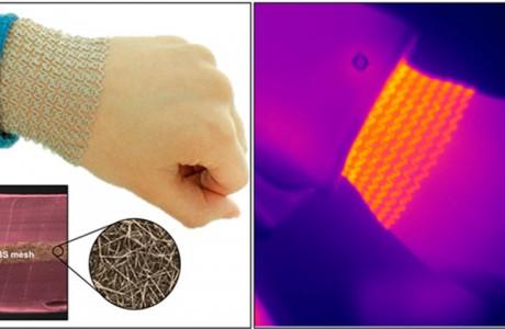 Eklemlerinizi Isıtacak Haber : NanoTel Örgü!