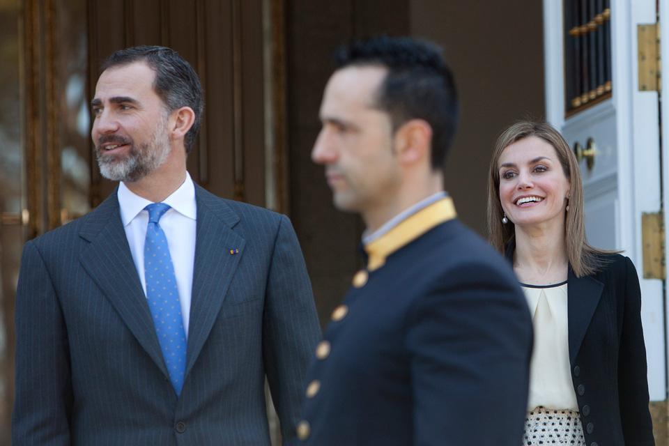 Şüpheli Drone Uçuşları İspanya Kraliyet Ailesi'nide Etkilendi!