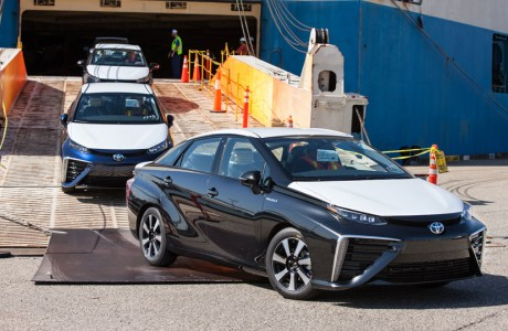 Toyota Hidrojen Yakıtlı Mirai için Ön Sipariş Başlıyor!