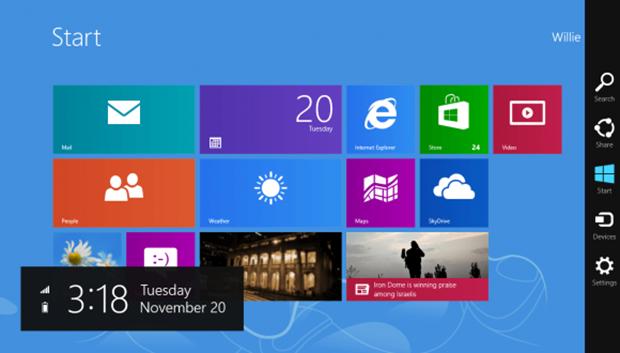 Windows 8.1 RT İçin Güncelleme Geliyor!