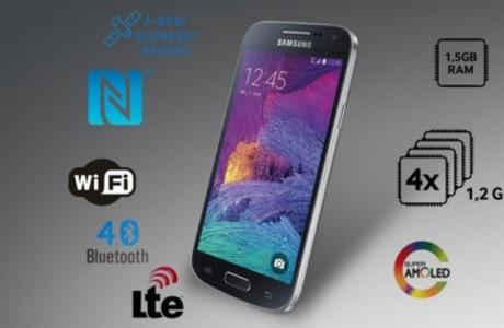 Yeni Galaxy S4 Mini Plus!