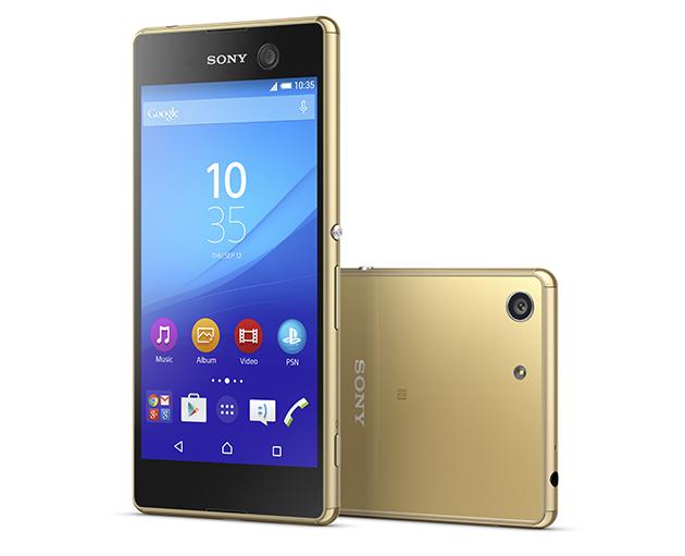 Yeni Sony Xperia M5: 13 MP Selfi Çekin!