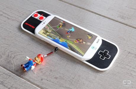 Curved Labs: Nintendo SmartPhone Konsept