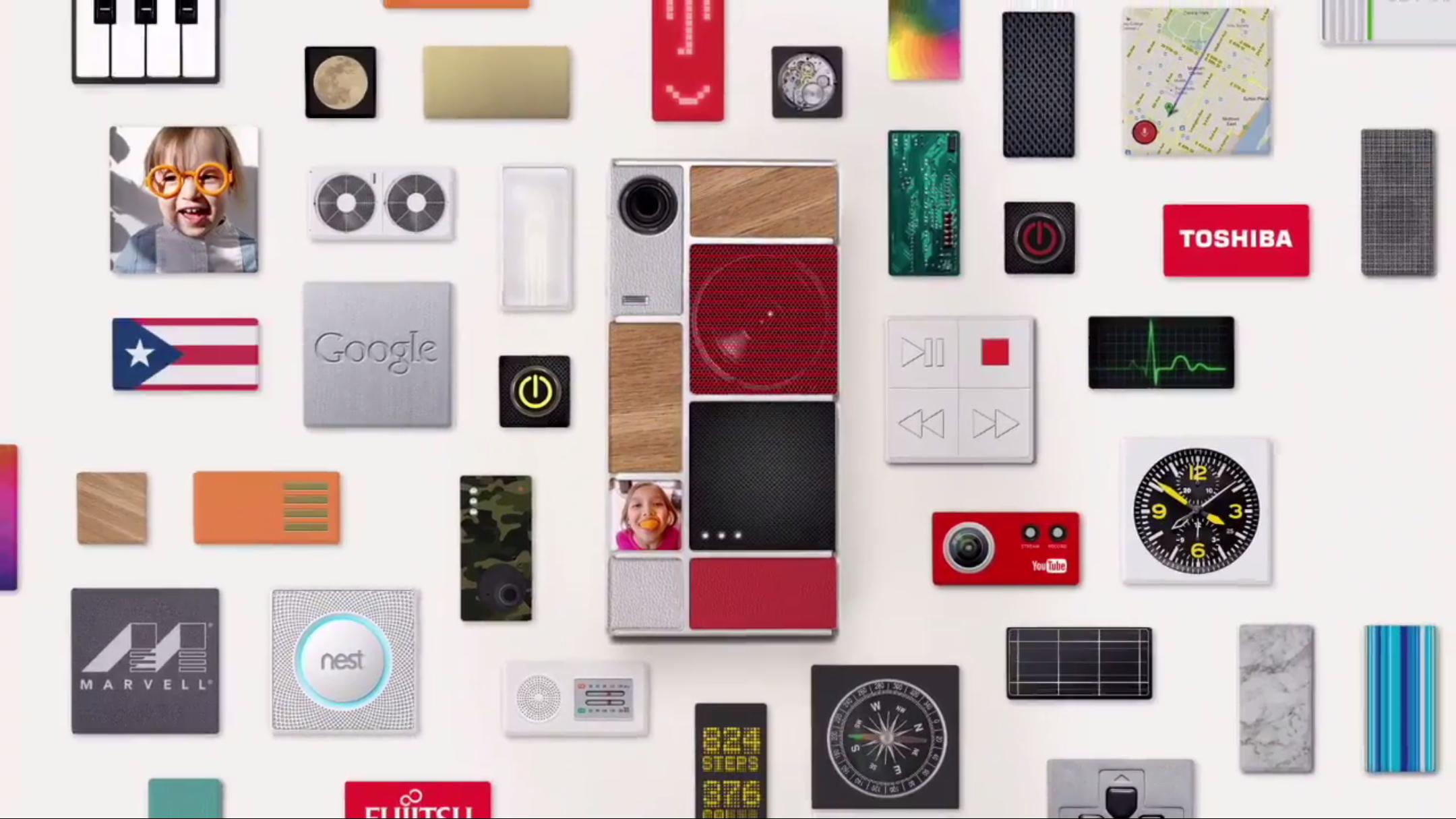 Google'ın Modüler Akıllı Telefon Projesi Ertelendi