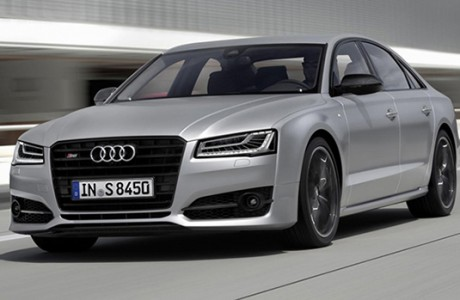 Audi S8 Plus Tanıtıldı