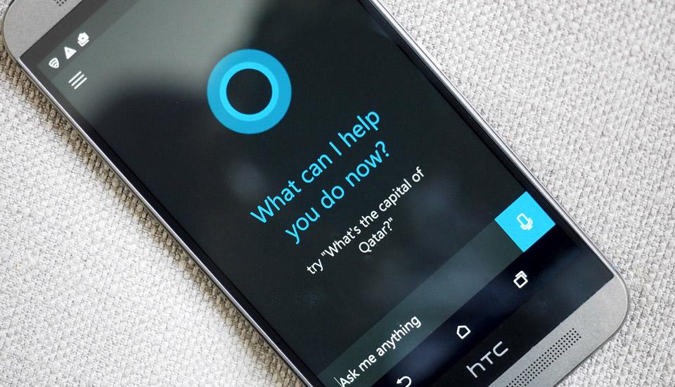Cortana Android Home Düğmesi ile Çalışmaya Başladı