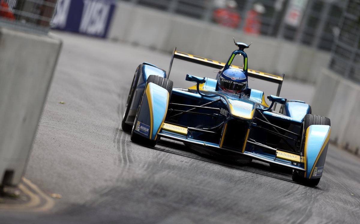Yeni Formula E Arabaları Üzgün Kedi Sesi Çıkarıyor!