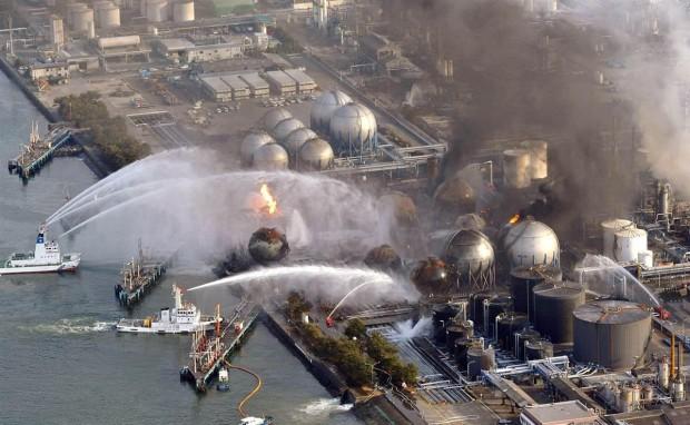 Fukushima-Daiichi-Nükleer-Santral-Kazası