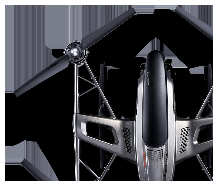 Yuneec 4K Typhoon Q500 Drone: DJI Phantom 3'ün Artık Ciddi Rakibi Var