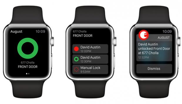 Apple Watch ile Kapılarınızı Açmaya Ne Dersiniz!
