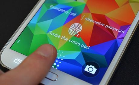 Parmak İziniz Android Üzerinde Tehlikede Olabilir!