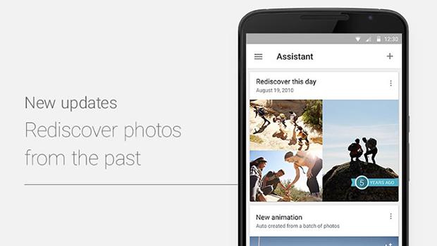 Google Fotoğraflar 'dan Yeni Özellik!