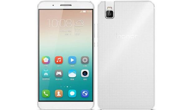 İşte Kamerası Dönebilen Telefon Huawei Honor 7i!