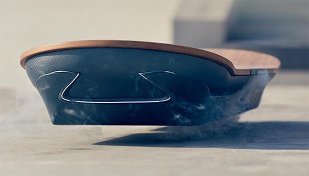Uçan Kaykay Lexus Şatış İçin Gün Sayıyor!