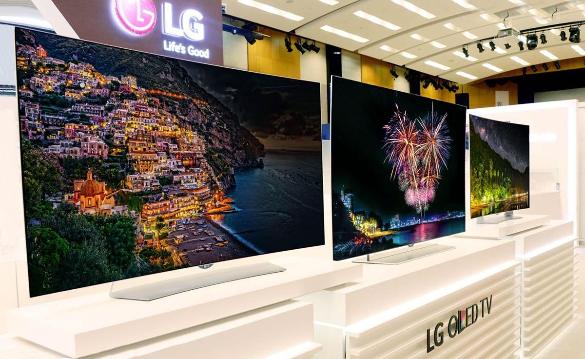 ilk LG 4K OLED Flat TV'leri Satışa Hazır!