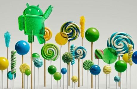 Android 5.x Lollipop Alacak Telefon ve Tabletlerin Tam Listesi