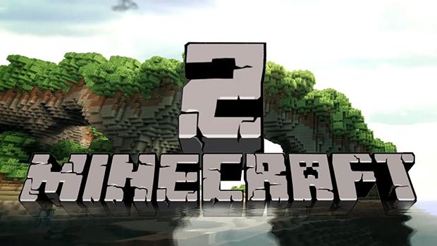 Minecraft 2 İçin Kötü Haber