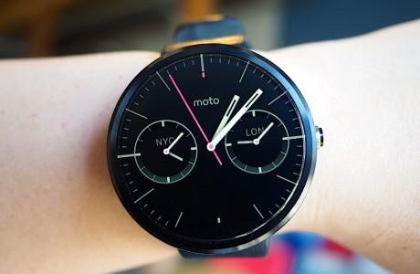 Yeni Motorola 360S ve 360L Android Wear Geliyor