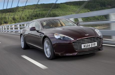 Aston Martin 800 Beygirlik Elektrikli Araba Üretecek