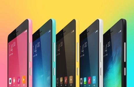 Xiaomi Redmi Note 2 Sadece 125$ ve HTC ile Aynı Kalbi Taşıyor