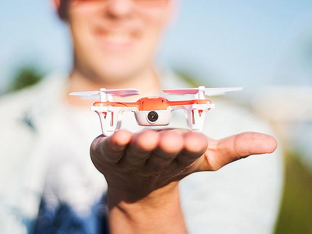 Skeye Mini Drone HD Kamera Sadece 64.99$